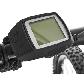 Cube Access Hybrid ONE 400 E-mountainbike Dames, zwart
